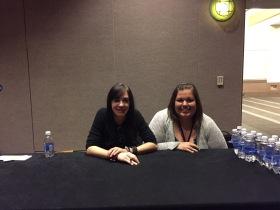 I met Maggie Stiefvater!